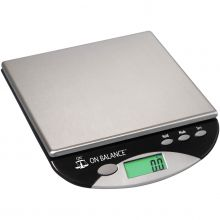 On Balance OB-3000 Table Top Scale (3000g x 0.1g)