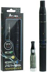 Atmos RX Complete Portable Vaporizer Kit for Waxy Concentrates and E-Liquids