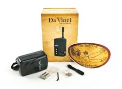 DaVinci Original Classic Portable Vaporizer Set - UK Adapter