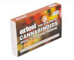 EZ Test Kit for Synthetic Cannabinoids