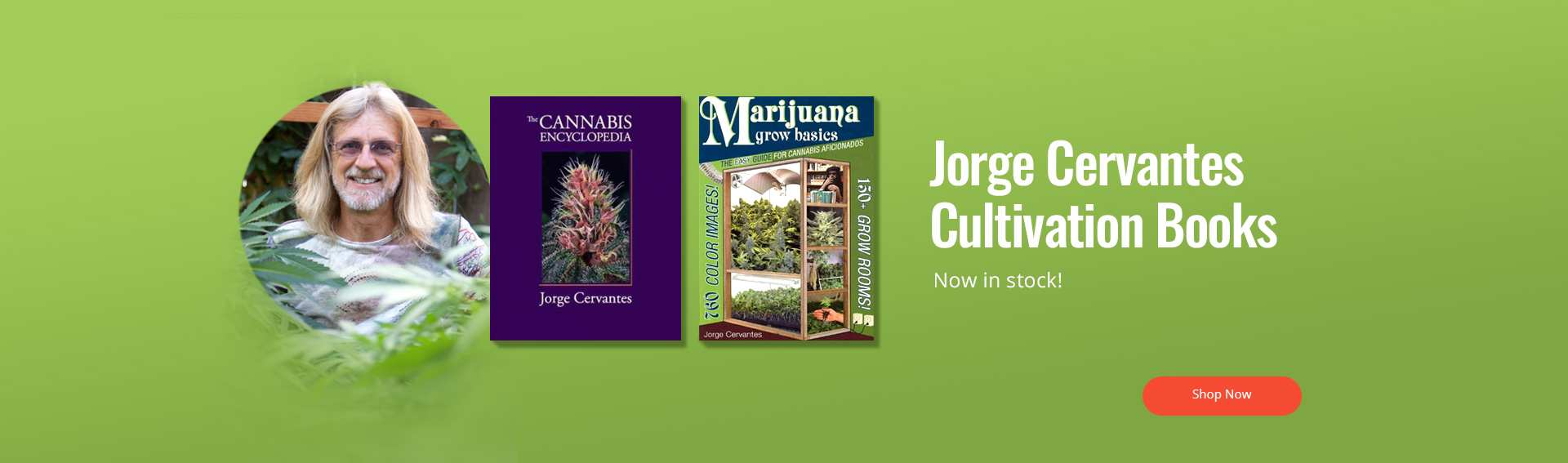 Homepage - Jorge Cervantes Cultivation Books