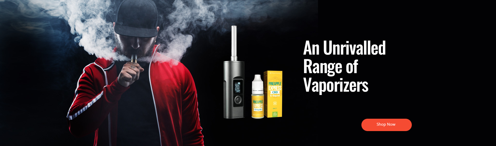 Homepage - An unrivaled range of vaporixzers